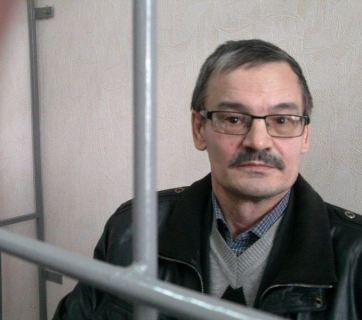 Rafis Kashapov was detained by the Russian FSB on 28 December 2014 for social network posts. Image: social media
