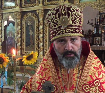 Klyment, Archbishop of the Simferopol and Crimea Ukrainian Orthodox Church Kyiv Patriarchate