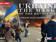 "Announcement of a film by Paul Moreira ""Ukraine – the Masks of Revolution""  published on pltv.fr"