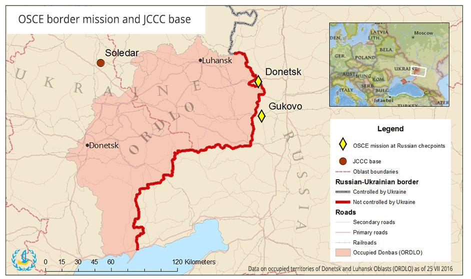 """Результат пошуку зображень за запитом """"osce map site:euromaidanpress.com"""""""