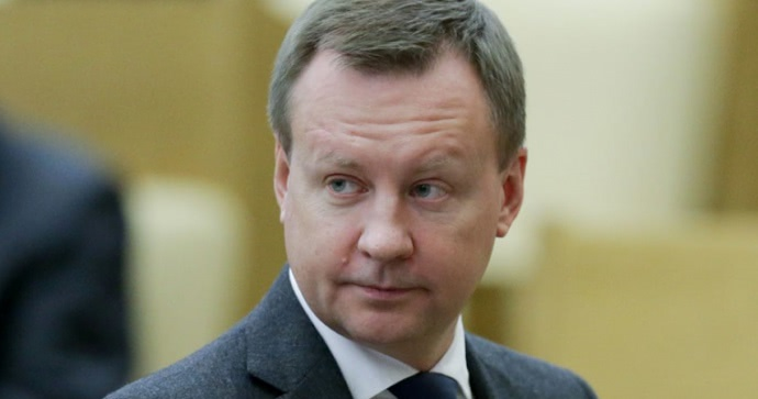 Denis Voronenkov. Photo: NEWSONE