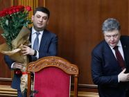 On 14 April 2016 ,Volodymyr Groysman took the position of the Prime Minister of Ukraine. Photo: ukurier.gov.ua