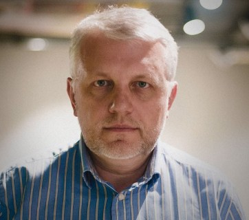 "Ukrainian-Belarusian journalist Pavel Sheremet was killed on 20 June 2016. The murderers still haven't been found. Photo: snapshot from the film ""Killing Pavel"""