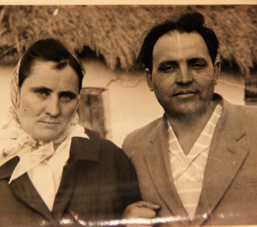 Dmytro Synytsya found his future spouse because they were both prisoners of Stalinist gulag. Their grandson, who kindly provided the photo, has recently discovered unknown information about their tragic fate in ex-KGB archives