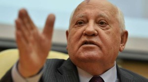 Mikhail Gorbachev, former President of the USSR and Chairman of the CPSU (Image: newsland.com)