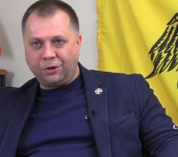 Aleksandr Borodai. Screenshot from video interview with segodnia.ru