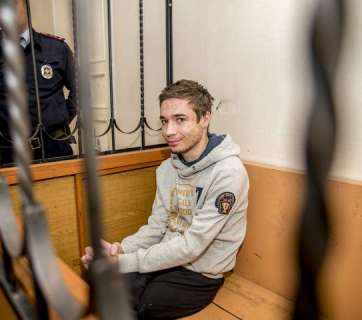 Pavlo Hryb's detention has been extended until 4 March 2018