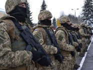 Ukrainian servicemen. Illustrative photo. Credit: Wikimedia commons