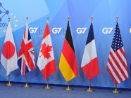 Since March 2014, Russia had been kicked out of the G8 group of nations, after which it became G7, uniting the U.S., Germany, Canada, the UK, France, Japan, and Italy