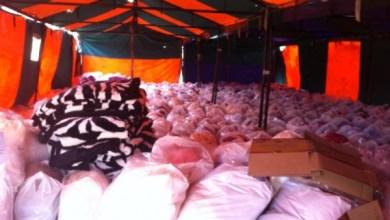 Photo of توزيع 600 حصة شتوية للعائلات في منطقة ضاحية قدسيا