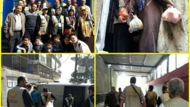 Photo of يوميات حملة الوفاء القافلة الثامنة في مركز ايواء صفد