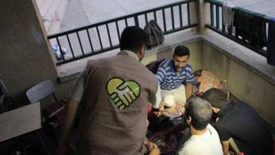 Photo of حملة الوفاء اﻷوروبية في غزة .