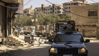 Photo of بعد العطاء نهر الوفاء يصب في مخيم اليرموك