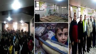 "Photo of "" معاً لشتاء دافئ"" التوجه لشمال لبنان وزيارة مخيم البدواي"