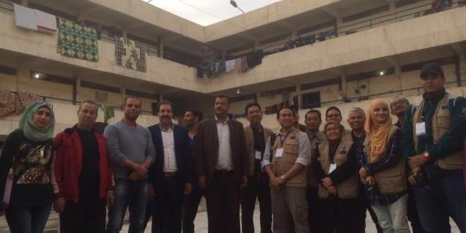 الوفاء الأوروبية تصل سورية لدعم المتضررين في المناطق المنكوبة