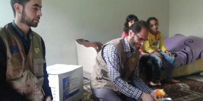 الوفاء الاوروبية تتفقد مراكز الايواء في الريحانية وتقدم مساعدات اغاثية في انطاكية