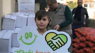 Photo of حملة الوفاء الأوروبية تزور مدينتي انطاكيا و الريحانية جنوب تركيا وتقدم مساعدات عاجلة للفلسطينيين