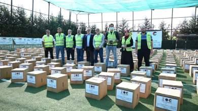 Photo of حملة الوفاء الأوروبية تطلق المرحلة الأولى من حملة إغاثية لدعم المخيمات الفلسطينية بلبنان