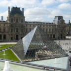 Monday-A Visit to the Louvre and the Eiffel Tower