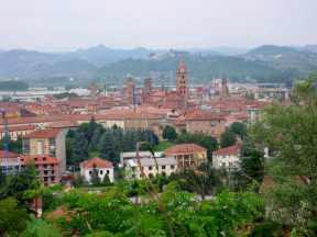 Alba Italy Main Town