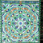 Hassan II Mosque Tiles