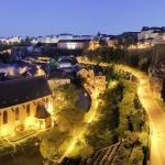 Luxembourg_City_Night