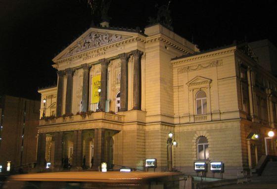Praha State Opera