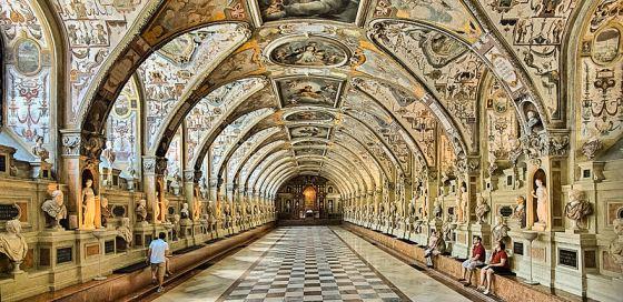 Residence Antiquarium in Munich