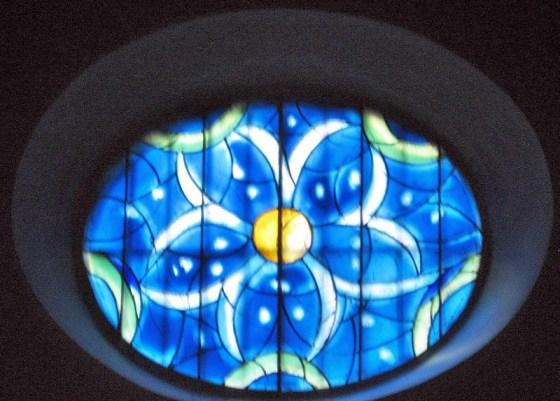 Chagall's Sun Window