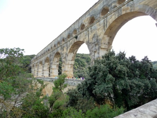 World Heritage Site- Pont du Gard