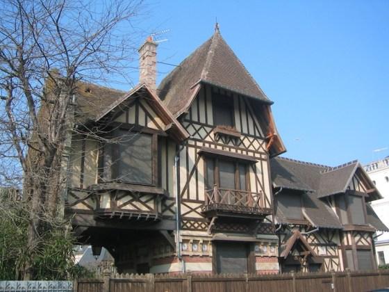 Deauville Architecture
