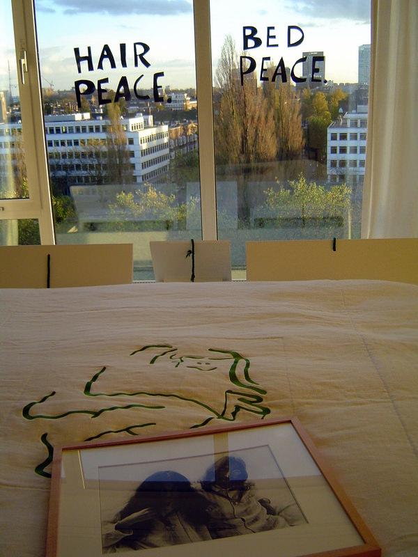 Hair peace bed peace