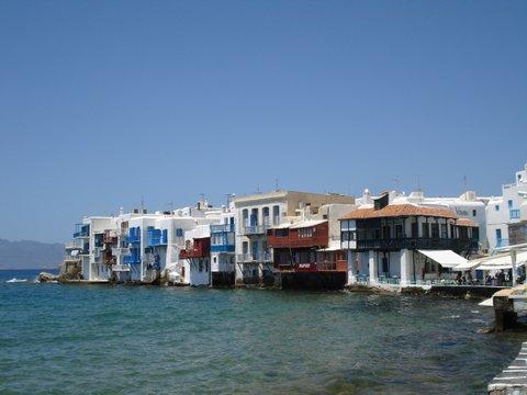 Little Venice -Mykonos