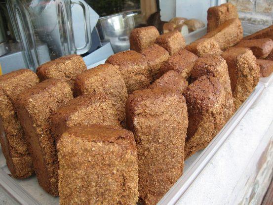 Brown Yeast Bread by jaybergesen