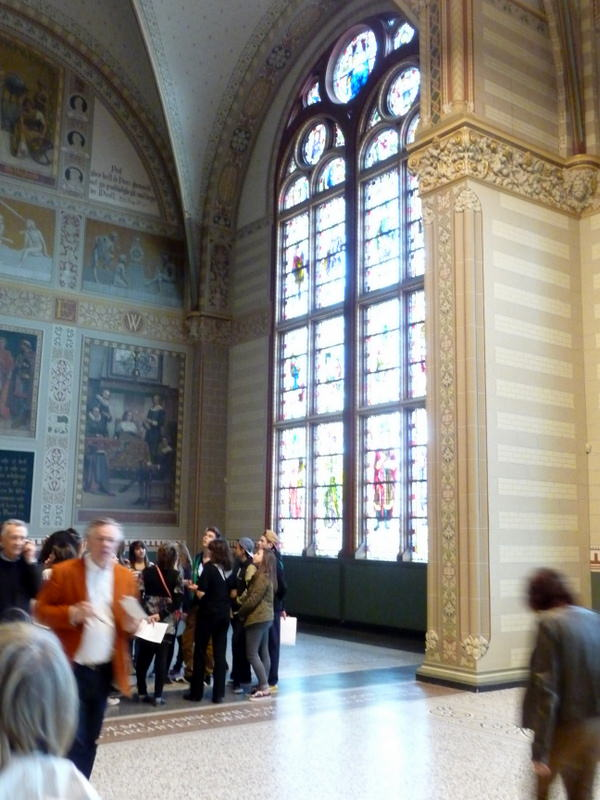 Gallery at Rijksmuseum