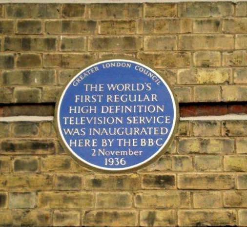 BBC Plaque