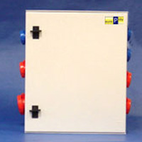 coffret standard mini euro polyester