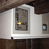 armoires coffrets polyester traitement eaux