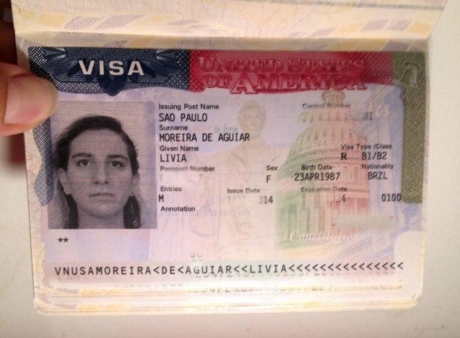 Como tirar visto americano no Brasil (minha experiência em SP)