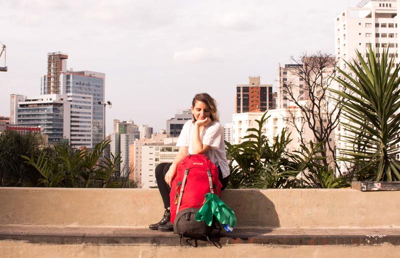 Como arrumar mochilão para viajar
