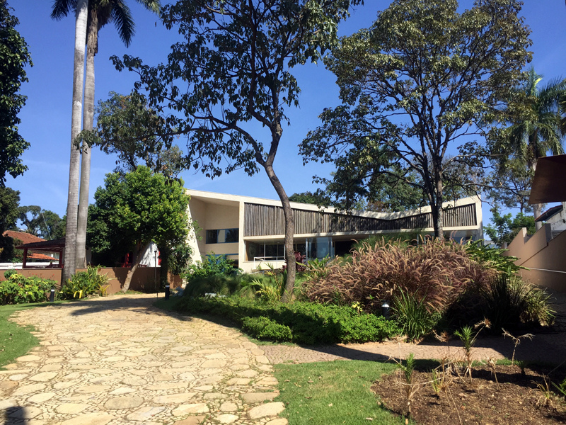 Piquenique na Casa Kubitschek, Belo Horizonte