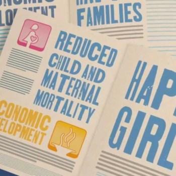 11 de Outubro  – Dia Internacional da Rapariga