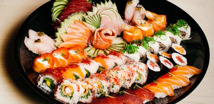 #foodlover | sushiribeira by arigato