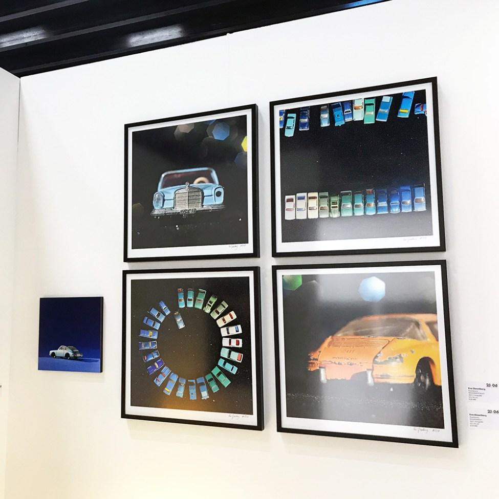 Kunstmesse Art Bodensee Candycars Eva Gieselberg