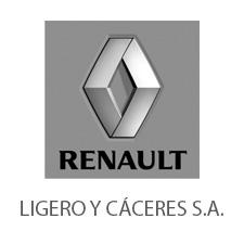 Renault Ligero y Caceres