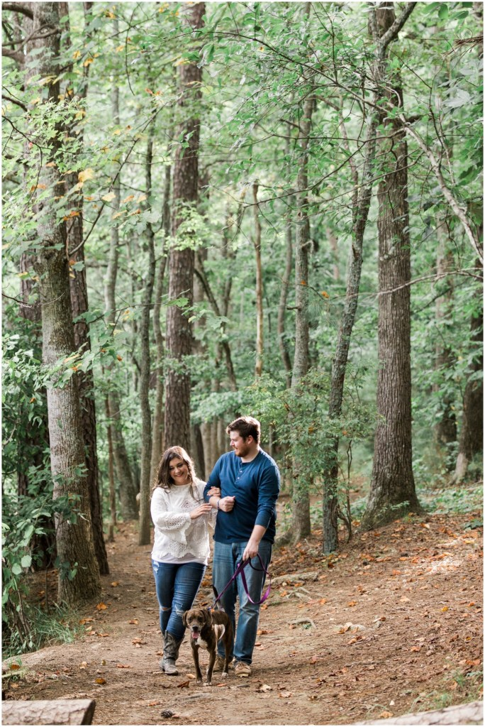 Sope Creek Engagement