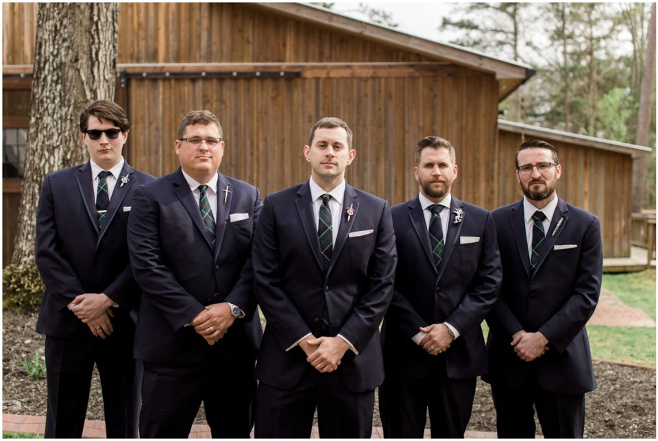 Wheeler House Photographer Groomsmen