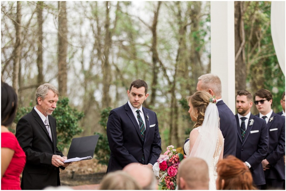 Wheeler House Photographer Wedding Ceremony