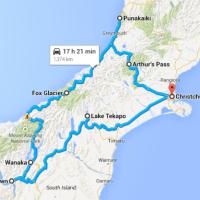 Touring New Zealand?