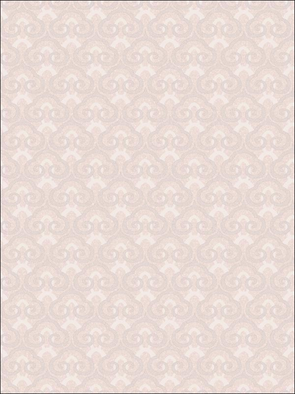 Pisces Faux Fishscale Texture | Evans & Brown for Brewster Home Fashions
